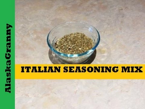 Italian Seasoning Mix Recipe