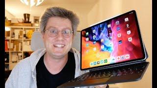 Apple iPad Pro 2020 Test Fazit nach 2 Monaten - 12.9 Zoll