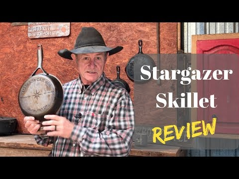 Unboxing: Stargazer Cast Iron Skillet Review