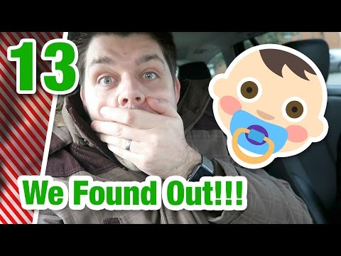 We Find Out The Baby's Gender - 20 Week Scan | VLOGMAS 2016 | DAY 13