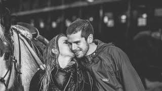 Horseback Ride Proposal: Tova & Tyler get Engaged!