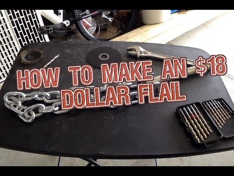How to make an $18 flail