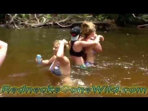 Rednecks Gone Wild River Tube Float 6