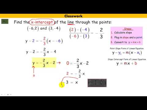 Linear Equation Challenge Problems