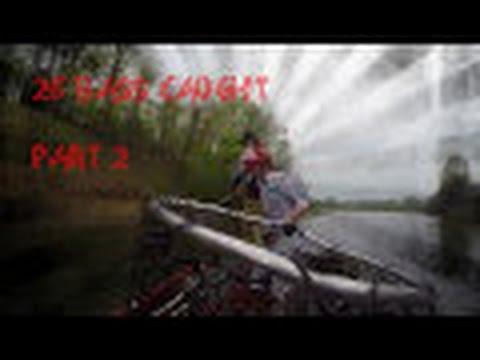 Go Pro Bass Fishing: 25 Bass Caught (Part 2)