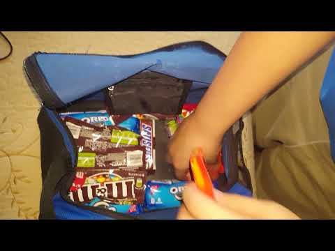Selling candy at school video day 1