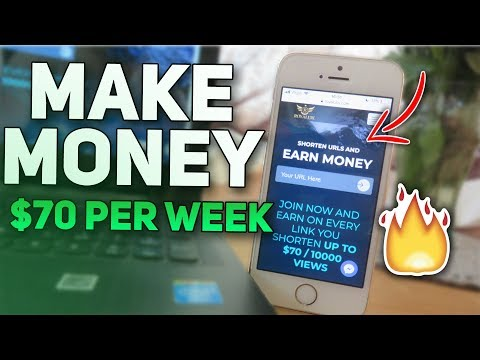 How To Make $70/Per Month From Working At HOME! BEST CHOICE IN 2018