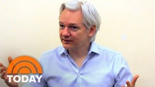 Rape Charges Dropped Against WikiLeaks Founder Julian Assange | TODAY