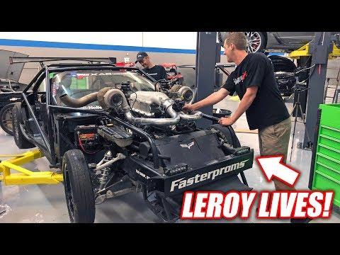 LEROY'S ALIVE! New Heads/Turbo Upgrades... Sounds Like Freedom!