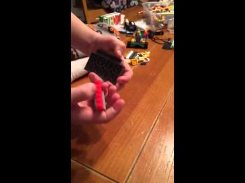 Shane's how to make a Lego snow plow