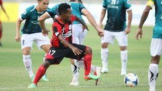 Persipura Jayapura vs Yangon United: AFC Cup 2014 - RD of 16