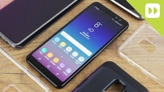 Top 5 Samsung Galaxy A8 2018 Cases & Covers