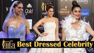IIFA 2019 Best Dressed Celebrity - Deepika Padukone | Katrina Kaif | Urvashi | Aalia Bhatt