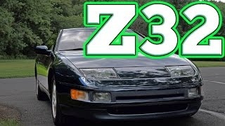 1994 Nissan 300ZX Z32: Regular Car Reviews