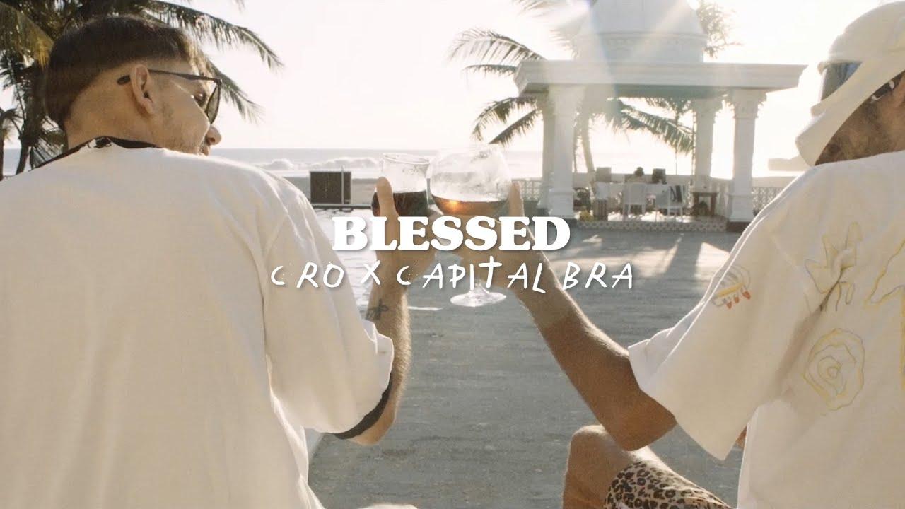 Download BLESSED (feat. Capital Bra) - Cro MP3 Gratis