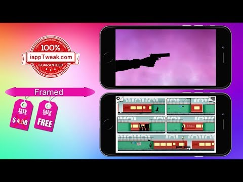 Framed : Apple's free app of the week [$4 Value]