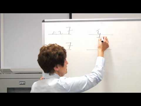 Shorthand Sue Teaches Teeline #6 - advanced tips
