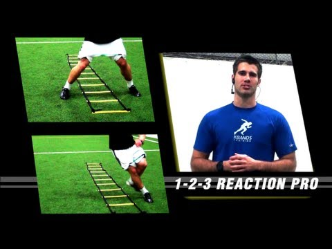 1 2 3 Reaction Pro | Agility Ladder | Speed Training