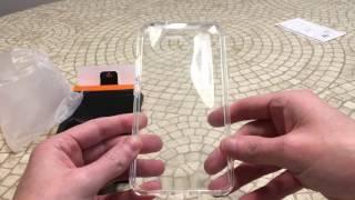 Spigen Liquid Crystal HTC U11 Unboxing and Review