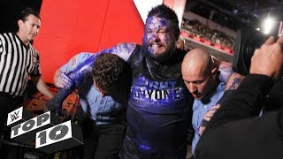 Outrageous bathroom incidents: WWE Top 10, July 7, 2018