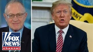 Alan Dershowitz: Trump should plead the Sixth Amendment
