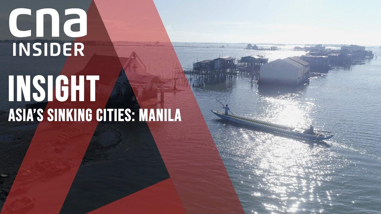 Asia's Sinking Cities: Manila | Insight | Philippines