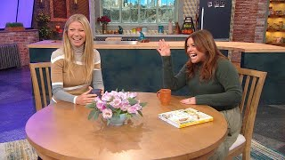 Download Gwyneth Paltrow Dishes On Her Wedding + Best Advice From Her Mom, Blythe Danner Video