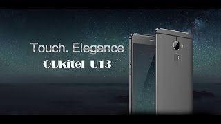 OUKITEL U13 features infrared sensor, work as a remote controller