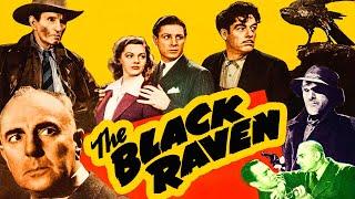 The Black Raven (1943) Mystery Full Length Film