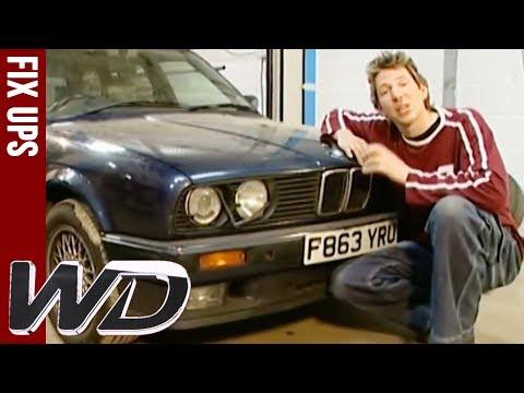 Improving Engine Performance: BMW325i | Wheeler Dealers | TOP TIPS