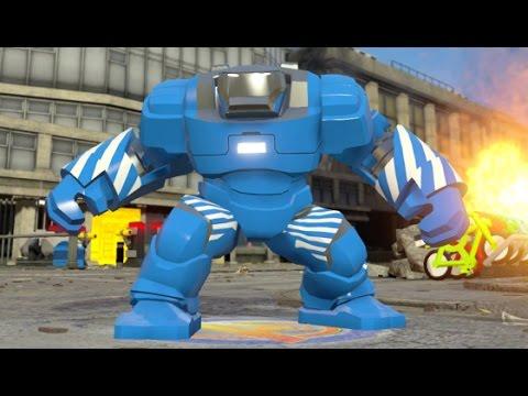 LEGO Marvel's Avengers - Iron Man (Mark 38