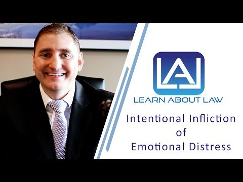 Intentional Infliction of Emotional Distress Explained