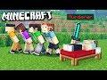 ESCAPING A SLEEPING MURDERER!? (Minecraft Murder Mystery)