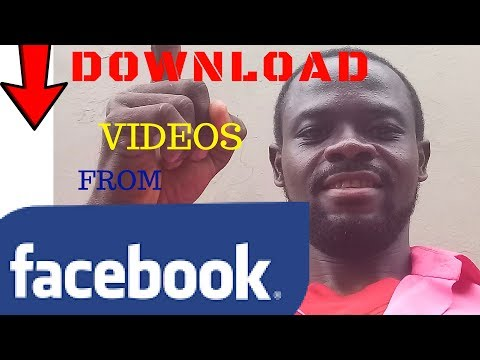 Download Videos from facebook on your phone - By just using Opera Mini