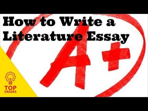 How to Write an A* Essay