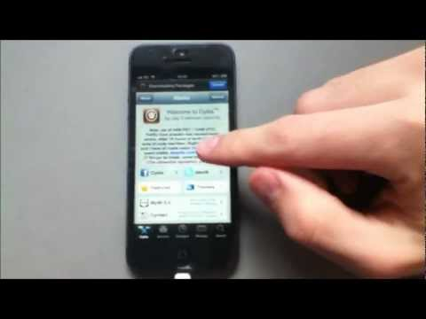 How to Jailbreak iOS 6.1 Untethered on ALL DEVICES using evasi0n (Windows, Mac and Linux)