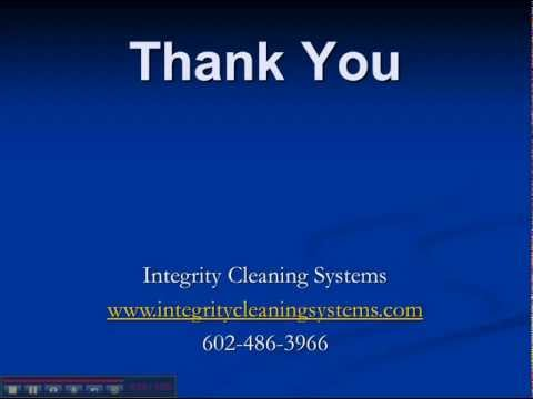 Integrity's Carpet Cleaning Packages