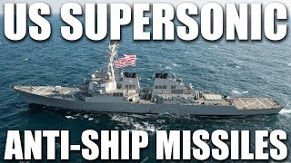 Why Does the US Not Have Supersonic ASMs? (Anti-Ship Missiles)