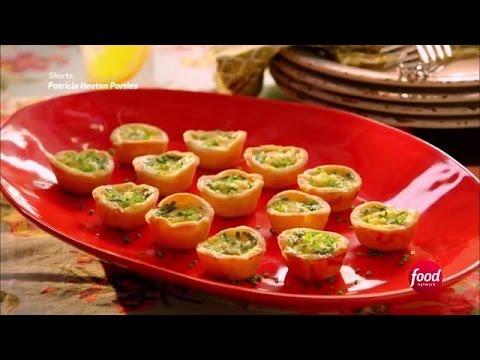 Mini Quiche | Patricia Heaton Parties | Food Network Asia