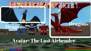 Avatar The Last Airbender Roblox