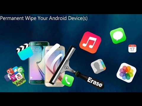 Completely Delete Photos,Contacts,SMS from Samsung Phone