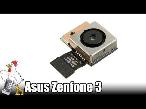 Guía del Asus Zenfone 3: Cambiar cámara trasera