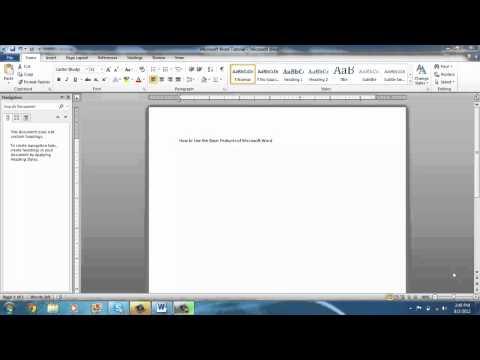 MS Word Formatting Font Basics