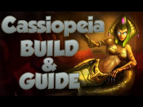 League of Legends - Cassiopeia Build - with Commentary