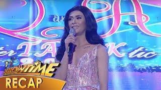 It's Showtime Recap: Contestants in their wittiest and trending intros - Week 15