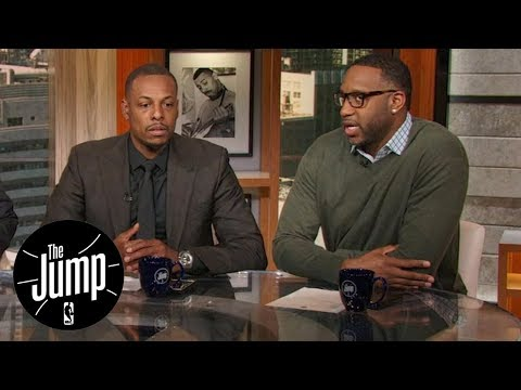 Paul Pierce and Tracy McGrady weigh in on medical marijuana in the NBA | The Jump | ESPN