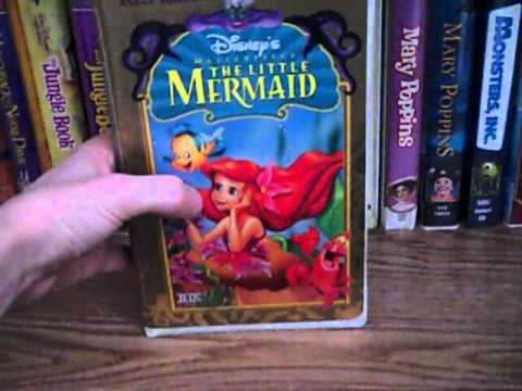 My Disney VHS Collection 2011 Edition - (Part 4)
