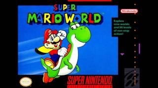 Super Mario World:  Castle/Fortress 8-Bit (Famitracker - VRC6)