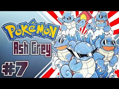 Pokémon Ash Gray Ep.7 - EL ESCUADRÓN SQUIRTLE
