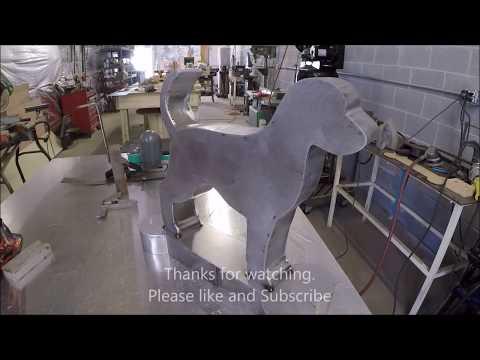Making a Sheet Metal Puppy